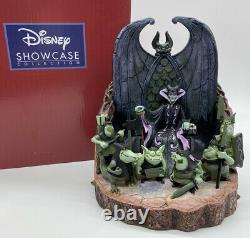 Jim Shore Disney Traditions Maleficent Forces Of Evil Rare Enesco Figurine 8
