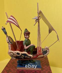 Jim Shore Disney Traditions Peter PanS Flight