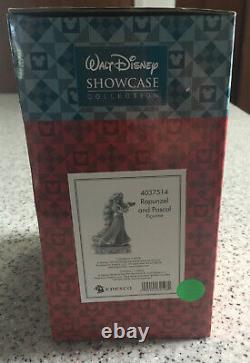 Jim Shore Disney Traditions Rapunzel and Pascal Tangled Figurine 4037514 NIB