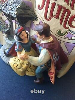 Jim Shore Disney Traditions Snow White Storybook #4031481 Retired New WithBox