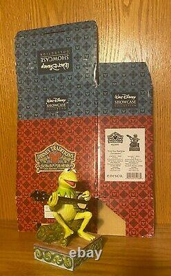 Jim Shore Disney Traditions The Muppets Full Set Stage, all 5 Characters