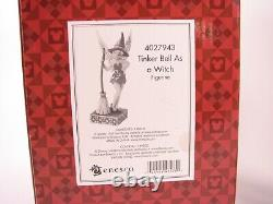Jim Shore Disney Traditions Tinker bell As A Witch Tiny Enchantress 4027943