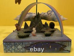 Jim Shore Disney traditions Peter Pan soar to the stars