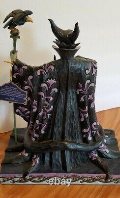Jim Shore Maleficent Disney Villain NIB