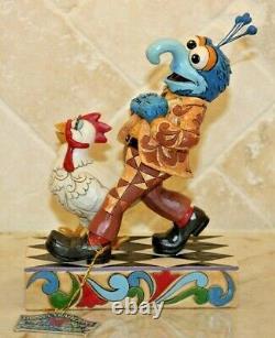 Jim Shore RARE Disney Muppets Gonzo Hubba Hubba 4026092 NIB