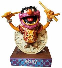 Jim Shore The Muppets Studio Animal Make Some Noise Disney Traditions Enesco