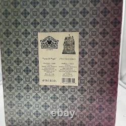 Jim Shore Tower of Fright Figure Open Box Enesco Disney Traditions 4013979