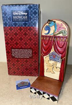 Jim Shore Walt Disney Showcase Marionette Stand 4031311 NEW IN BOX! Uncommon