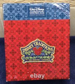 NIB Jim Shore Walt Disney Traditions Scheming Suitors # 4007215 Si & Am