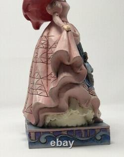 RARE JIM SHORE Disney Showcase Little Mermaid Ariel Prince Eric Statue Figurine