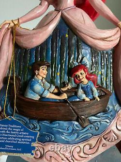 Ariel Twilight Serenade Disney Traditions Par Jim Shore