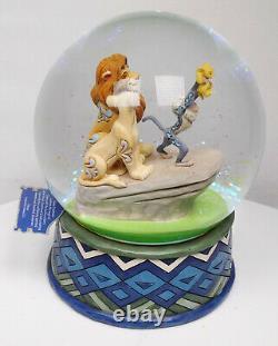 Disney Enesco Traditions Shore Schneekugel 6007083 König Der Löwen Circle