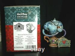Disney Jim Shore Aladdin Genie Lampe Illuminer Les Possibilités Rares
