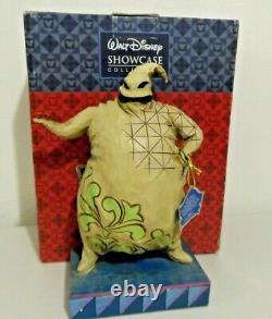 Disney Jim Shore Nightmare Avant Noël Oogie Boogie Roll The Dice Nouveau