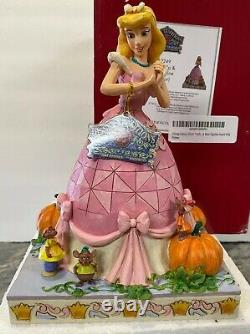 Disney Jim Shore Princess Cendrillon & Mice Full Event Figure Exclusive 4062249