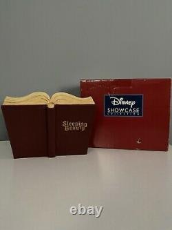 Disney Jim Shore Sleeping Beauty Enchanted Kiss Storybook 4043627 Rare