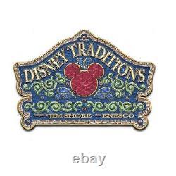 Disney Traditions 4031487 Tale Aussi Vieux Que Time Beauty Et La Bête Figurine