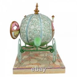 Disney Traditions 6007055 Transport Enchanté (cendrillon) Nouveau & Boxed