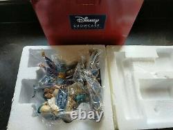 Disney Traditions Aladdin Group Hug Rare Enesco Showcase Jim Shore Figure Grande