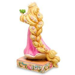 Disney Traditions Figurine 4037514, Raiponce & Pascal, Original, 7,0