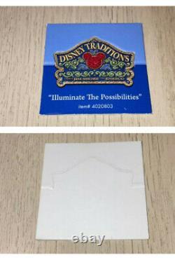 Disney Traditions Genie Illuminer Les Possibilités Jim Shore Enesco 4020803