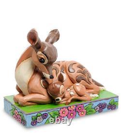 Disney Traditions Jim Shore 4049640 Figurine Bambi Sleep Tight Young Prince