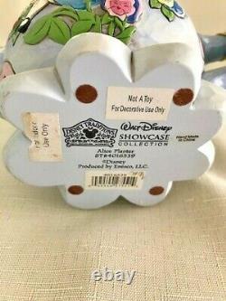 Disney Traditions Jim Shore Alice Planter Par Enesco #4616539