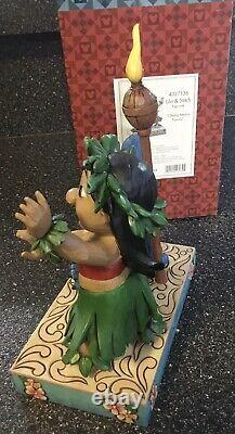 Disney Traditions Jim Shore Lilo & Stitch Ohana Means Family 4027136 Figure