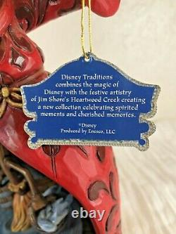 Disney Traditions Jim Shore Sorcier Mickey Sorcerer's Apprentice Music Box