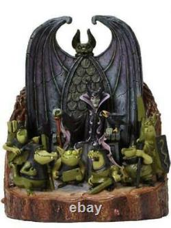 Disney Traditions Maleficent Forces Of Evil Carved By Heart Jim Shore Goons Nouveau