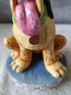 Disney Traditions Pluton'loyal Pluton' Figurine. 4009256
