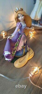 Disney Traditions Rapunzel (tangled) Hauteurs Daring Enesco 4045240