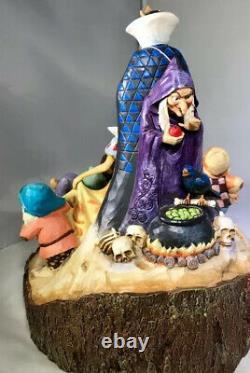 Disney Traditions Sculptées Par Heart Snow White One Qui Les A Toutes Commencées 402357