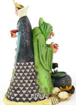 Disney Traditions Showcase Enesco Jim Shore Blanche-neige & Les 7 Nains Wicked