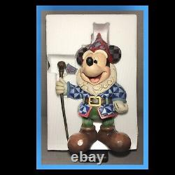 Enesco Disney Traditions 15 Mickey Mouse- Theres Aucun Endroit Comme Gnome Jim Shore