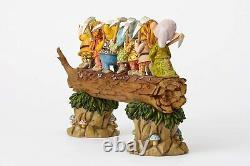 Enesco Disney Traditions Homeward Bound (seven Dwarfs Figurine) 4005434 19,5cm