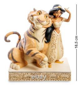 Enesco Disney Traditions Jim Shore 6002817 Figurine Jasmine & White Woodland