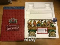 Enesco Disney Traditions Jim Shore Blanche-neige Et Les Sept Nains #4005434