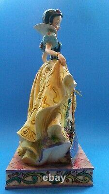 Enesco Disney Traditions Jim Shore Snow White The Fair Of Them Tous Figurine