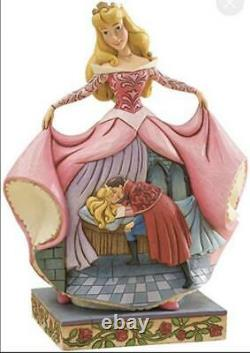 Enesco Disney Traditions Par Jim Shore Dormant Beauté Princesse Aurora Figurine