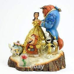 Enesco Disney Traditions Série Sculptée Par Jim Shore Tail Aussi Vieux Que Le Temps 4031487