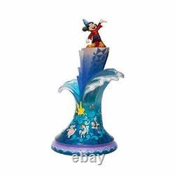 Enesco Disney Traditions Sorcier Mickey Masterpiece Figurine