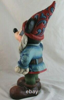 Enesco Disney Traditions There's No Place Like Gnome Mickey Mouse 15 Figure