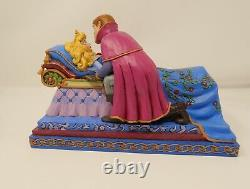 Enesco Jim Shore Disney Traditions L'orthographe Est Brisée Beauté Dormant Figurine