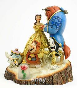 Enesco Jim Shore Disney Traditions Tale Aussi Vieux Que Le Temps Nib 4031487