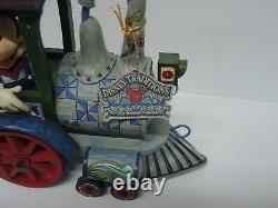 Enesco Jim Shore Figurine 4016585 Mickey À Bord De Disney Traditions