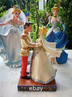IM Shore Disney Traditions Princess And Prince Mariage Ensemble Complet De 5 Nib