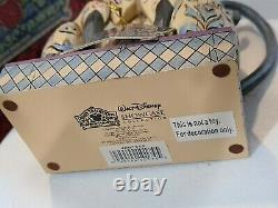 Jim Shore 4007215 Disney Traditions Intrigants Prétendants Siamois Chats Inutilisés Dans La Boîte