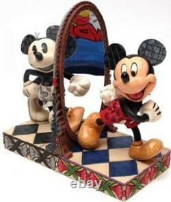 Jim Shore Disney 80 Ans De Rire Avec Mickey