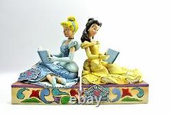 Jim Shore Disney Princess Bookends Nouveau 4033970